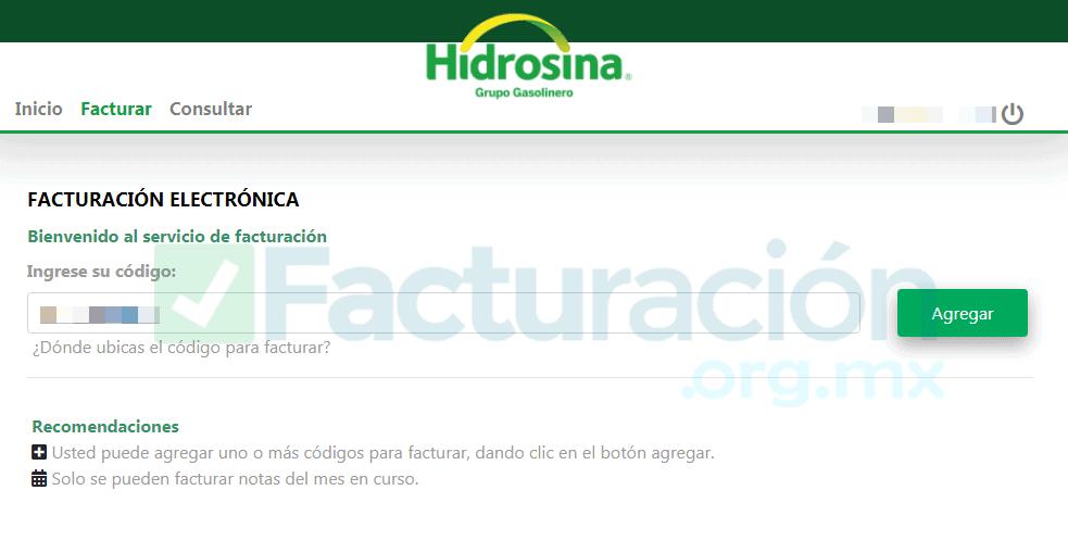 Soriana Gas Facturación